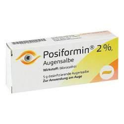 Posiformin® 2% Augensalbe 5 g