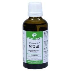 Presselin MIG M Tropfen 50 ml
