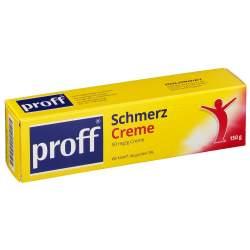 proff® Schmerzcreme 150g