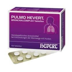 Pulmo Hevert® Bronchialcomplex 100 Tbl.