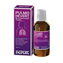 Pulmo Hevert® Bronchialcomplex Tropf. 100ml