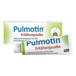 Pulmotin® Erkältungssalbe 25g