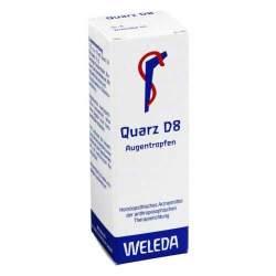 Quarz D8 Weleda Augentr. 10 ml