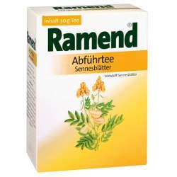 Ramend® Abführtee Sennesblätter 30g Tee