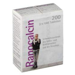 Ranocalcin 2x100 Tabletten
