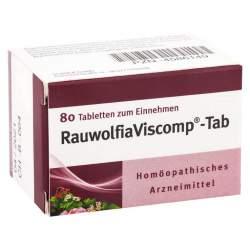 RauwolfiaViscomp Schuck 80 Tbl.