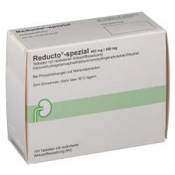 Reducto® spezial 602 mg/360 mg 100 Tabletten mit veränderter Wirkstofffreisetzung