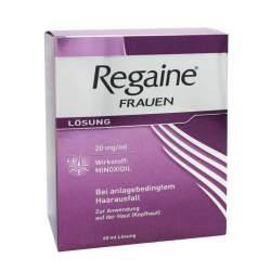 Regaine® Frauen, 20 mg/ml Lösung zur Anwendung auf der Haut (Kopfhaut) Lösung, 1 Fl. 60ml
