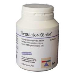 Regulator-Köhler® 100 Kaps.