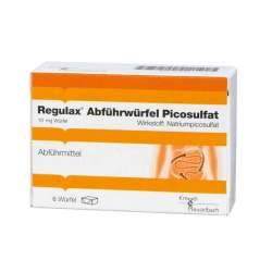 Regulax® Abführwürfel Picosulfat 6 Würfel