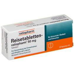 Reisetabletten-ratiopharm® 20 Tbl.