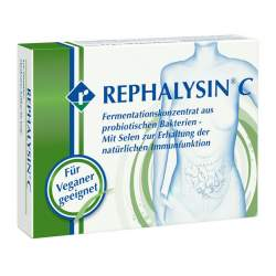 REPHALYSIN® C + Selen 50 Filmtbl.