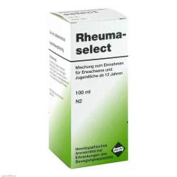 Rheumaselect Tropfen 100 ml