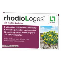rhodioLoges® 200 mg 20 Filmtbl.