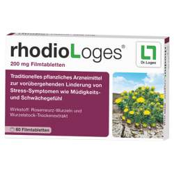 rhodioLoges® 200 mg 60 Filmtbl.