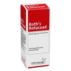 Roths Rotacaad Tropf. 50 ml