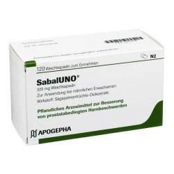 SabalUNO® 320 mg, 120 Weichkapseln