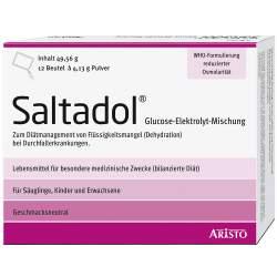 Saltadol® Glucose-Elektrolyt-Mischung 12 Beutel
