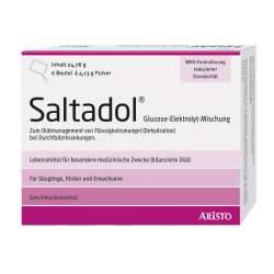 Saltadol® Glucose-Elektrolyt-Mischung 6 Beutel