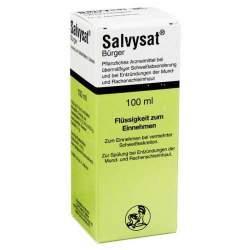 Salvysat® Bürger 100ml Flüssigk.