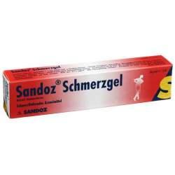 Sandoz® Schmerzgel 50g