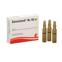 Sanochond Nr. 92 D7 5x2ml