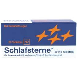 Schlafsterne 30 mg 20 Tbl.
