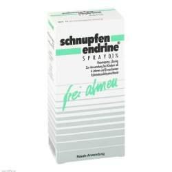 schnupfen endrine® Spray 0,1% 10 ml