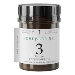 Schüssler Nr. 3 Ferrum phosphoricum D12 Apofaktur 200 Tbl.