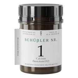Schüssler Nr.1 Calcium fluoratum D12 Apofaktur 400 Tbl.