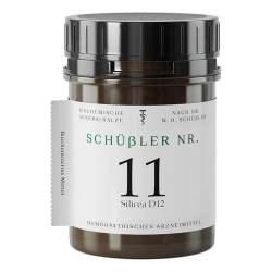 Schüssler Nr.11 Silicea D12 Apofaktur 1000 Tbl.