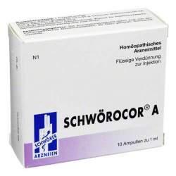 Schwörocor® A 10 x 1ml Amp.