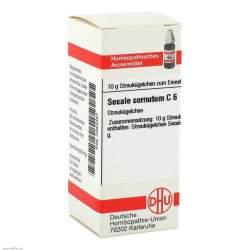 Secale cornutum C6 DHU 10g Glob.