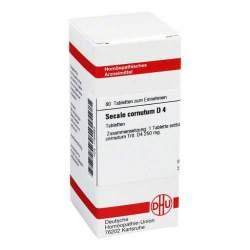 Secale cornutum D4 DHU 80 Tbl.