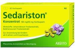 Sedariston® Konzentrat 60 Kaps.