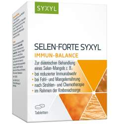 Selen-Forte Syxyl 100 Tbl.