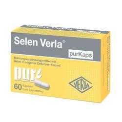 Selen Verla® purKaps 60 Kaps.