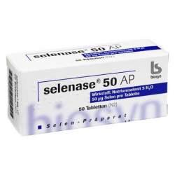 selenase® 50 AP 50 Tbl.