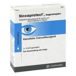 Siccaprotect® Augentropfen 3x10ml