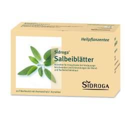 Sidroga Salbeiblätter Filterbtl. 20 St.