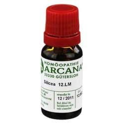 Silicea Arcana LM 12 Dilution 10ml