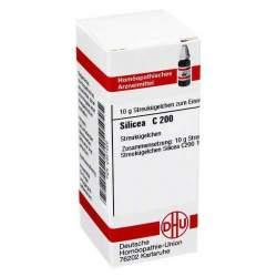Silicea C200 DHU Glob. 10 g