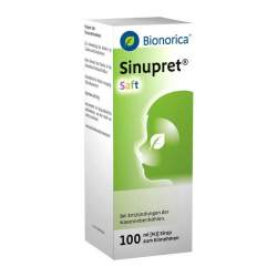 Sinupret® Saft 100ml Saft