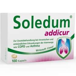 Soledum® addicur 200 mg 100 magensaftresistente Weichkaps.
