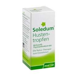 Soledum® Hustentropfen 20 ml