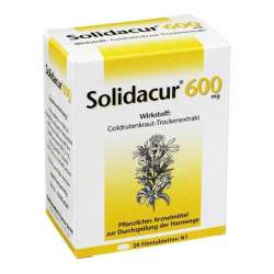 Solidacur® 600mg 50 Filmtbl.