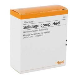 Solidago comp. Heel 10 Amp.