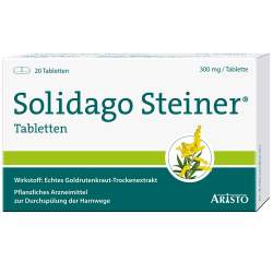 Solidago Steiner® 20 Tbl.