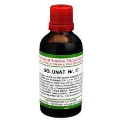 Solunat Nr. 17 Tropfen 50 ml