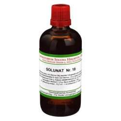 Solunat Nr. 18 Tropfen 100 ml